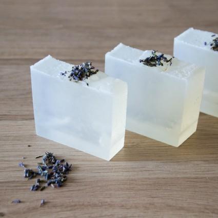 Savon fleur de Jasmin - La Petite Fabrique savonnerie