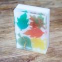 Box - Savon oeil, tresse de savon, savon concombre et trèfle - La Petite Fabrique savonnerie