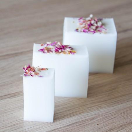 Musc Blanc, Bois de Rose et Karité - La Petite Fabrique savonnerie