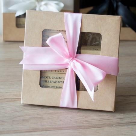 Box Mystérieuse - 3 savons en fonction de son type de peau - La Petite Fabrique savonnerie