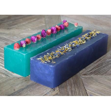 Barre de 1kg  savon sur mesure - La petite fabrique savonnerie