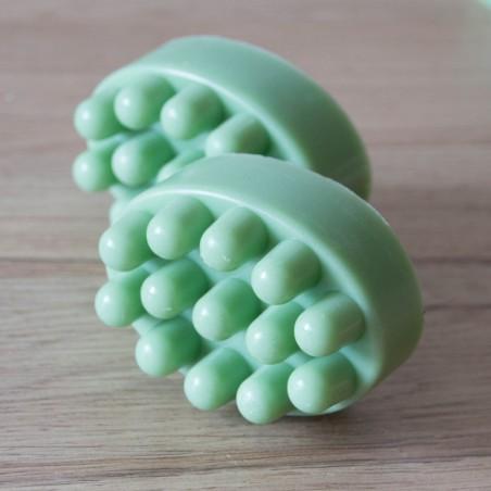 Savon de massage verveine citronnée La Petite Fabrique