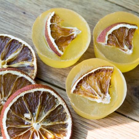 Savon zeste d'orange et fleur d'oranger - Box cocooning