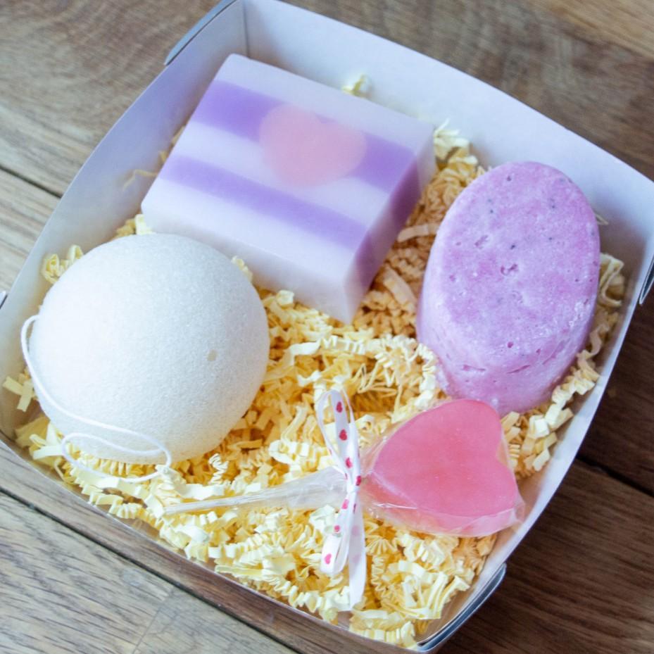Box Maman - Savons & soins